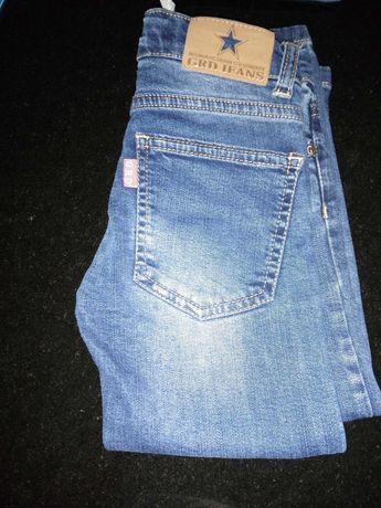 calças ganga girandola 3 Anos