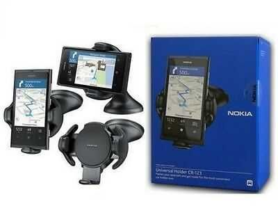 Nokia CR-123 oryginalny nowy uchwyt do telefonu