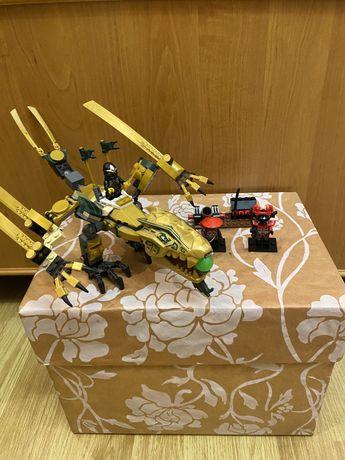 Lego Ninjago 70503 golden dragon