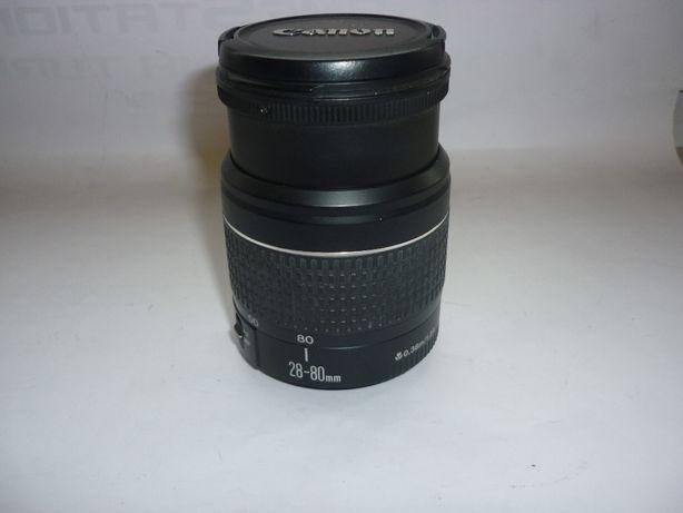 Obiektyw Canon 28-80 mm f/3.5-5.6 Stan bardzo dobry