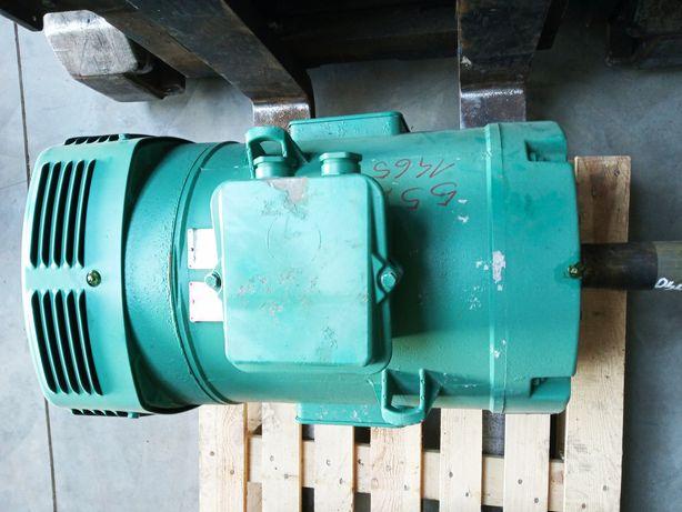Silnik elektryczny 55 kW 1400 obr/min wielkość 225 wał 60 mm Leroy