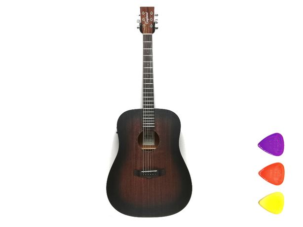 Nowa gitara e-akustyczna Tanglewood TWCR-DE +kostki +lekcje BRATPOL