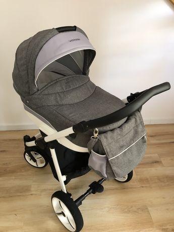 Wózek Bebetto Vulcano 3w1