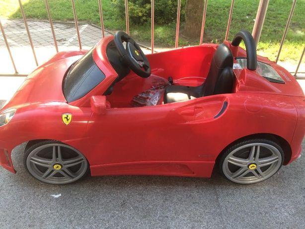 Elektryczne Ferrari F430 cabrio Made in Europe 6V za pół ceny-warto!!!