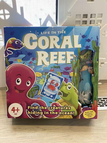 Игра Коралловый Риф (Coral Reef)
