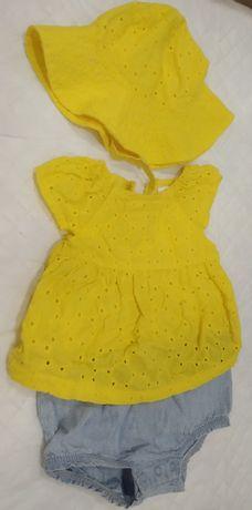 Два плаття Carter's