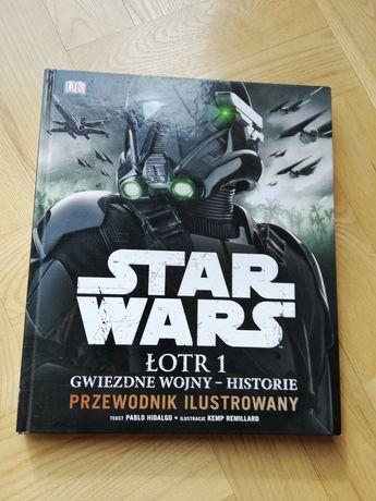 Star Wars Łotr 1 Przewodnik Ilustrowany
