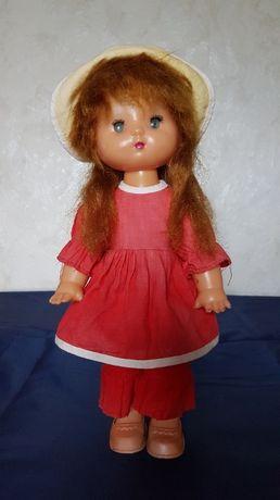 Кукла времен СССР винтаж, раритет, советская, старая, для коллекции