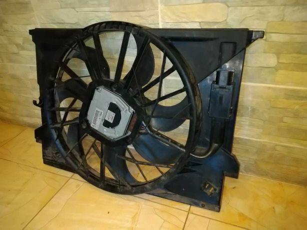 Вентилятор охлаждения радиатора Mersedes Е-класс W211