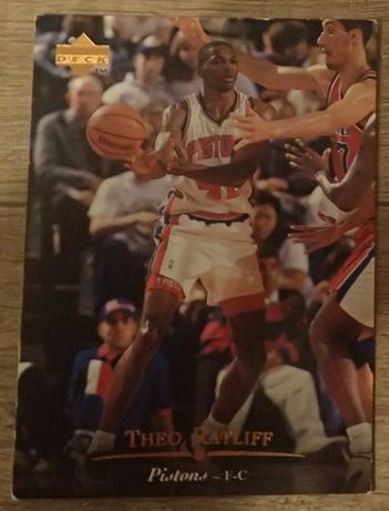Karta NBA Upper Deck Theo Ratliff