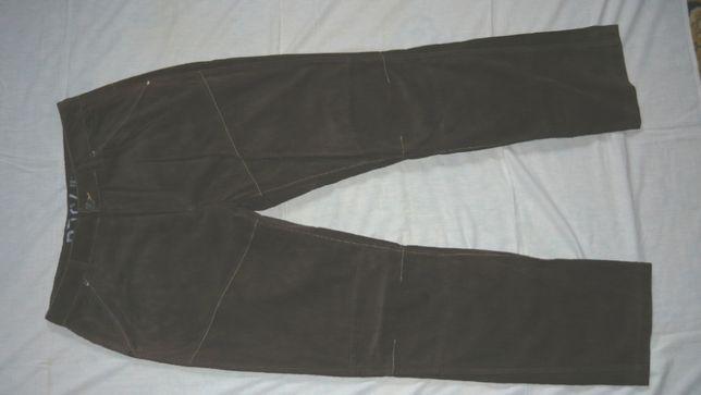 Spodnie sztruksowe męskie rozm. 36-34- okazja -50%- 45 zł.