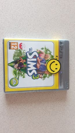 Gra ps3  the sims