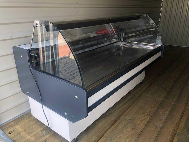 Lada chłodnicza PLOMBA RAPA CAREL DUŻA wyposażenie sklep lodówka