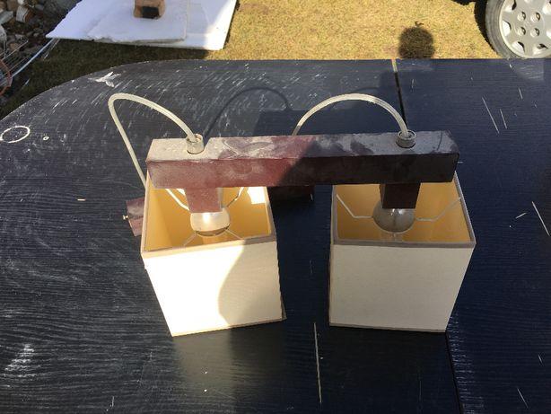 Lampa wiszaca delta II - bez abazurow