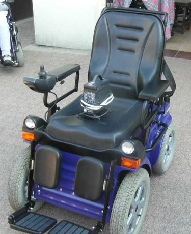 Wózek inwalidzki elektryczny Invacare G40