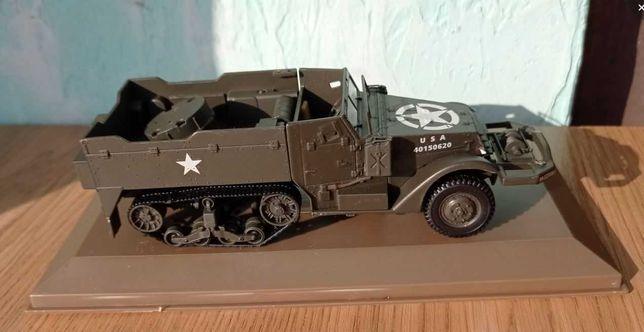 Модель US Multiple Gun Motor Carriage M16
