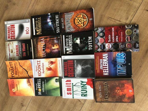 Sprzedam pakiet książek