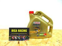 Castrol Power1 racing 10w40 4L / Honda , suzuki , Kawasaki Yamaha bmw