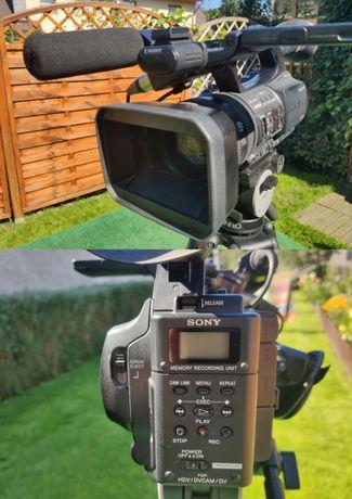 Kamera Sony HVR Z5E + Rekorder HVR MRC1K