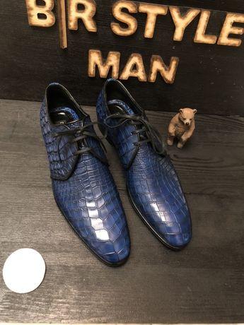 Dolce Gabbana Крокодил туфли 42.5-43Gucci Louis vuitton