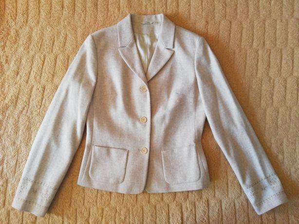 Elegancka marynarka spódnica garsonka kostium żakiet damska Tatuum