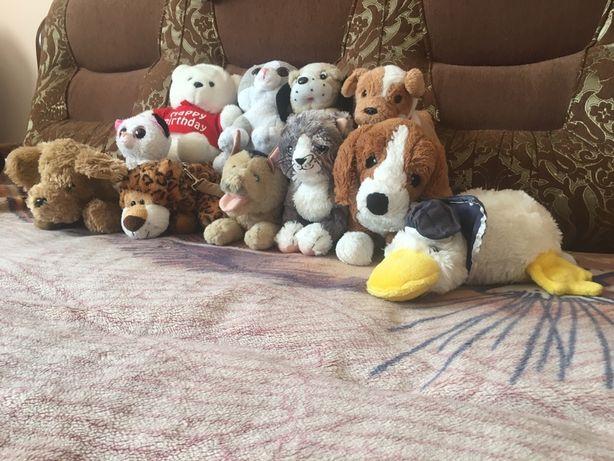 Мягкі іграшки