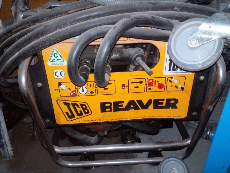 Stacja Hydrauliczna JCB Beaver agregat Jędrzejów - image 1