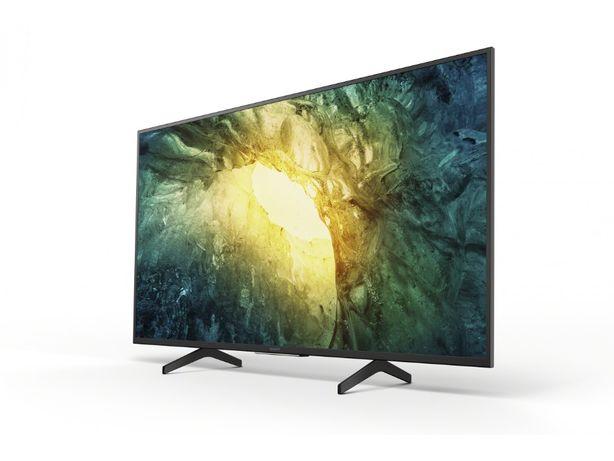 Telewizor SONY KD55X7056 z gwarancją.