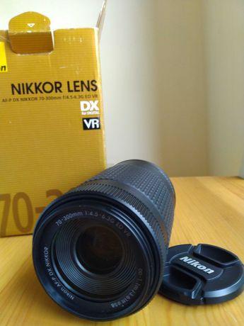 Objetiva Nikon AF-P DX 70-300