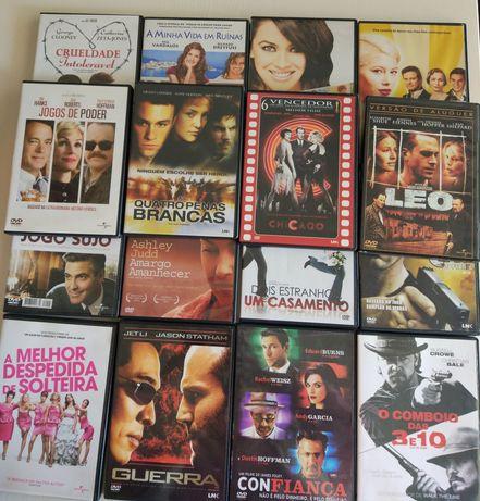 DVD Filmes 14 variados