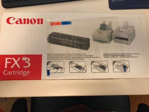 Toner Canon FX3 novo