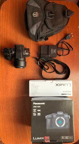 Panasonic Lumix DMC G80 + об'єктив 25mm F/1.7
