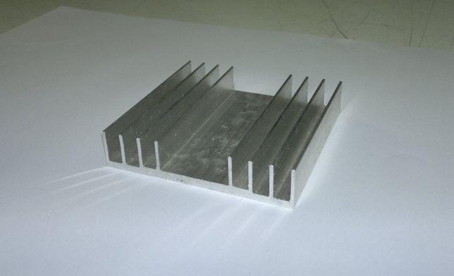 Dissipador de aluminio para electrónica