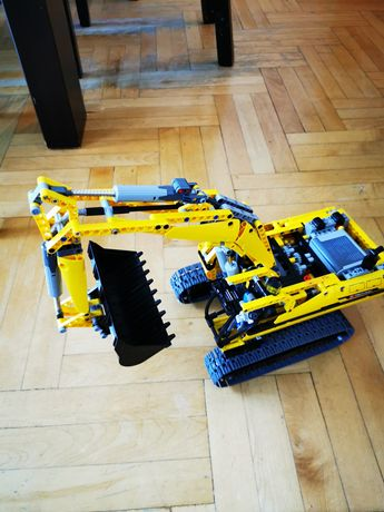 Lego technic koparka 8043