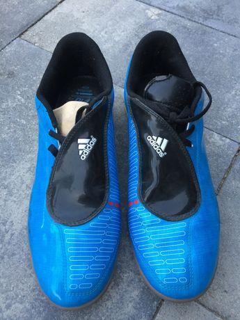 Obuwie sportowe Adidas Fio r. 44 2/3 niebiesko czarne