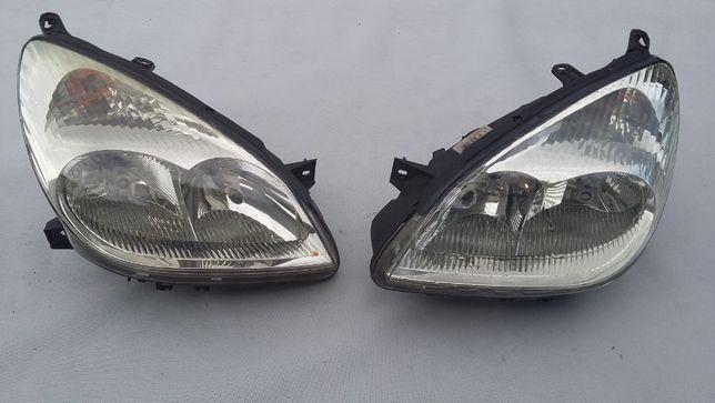 Lampa przednia prawa Citroen C5 01-05r. xenon euro