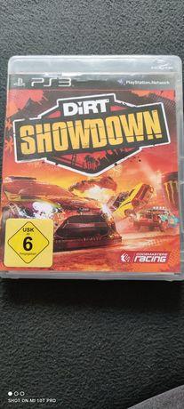 Dirt showdown PS3 PlayStation 3