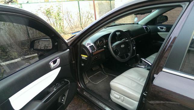 Продам Hyundai Sonata NF AT LPG климат кожа / Хюндай Соната НФ