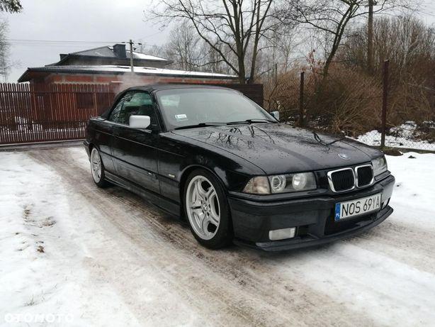 BMW Seria 3 2.0 R6, M pakiet, Sportsitze