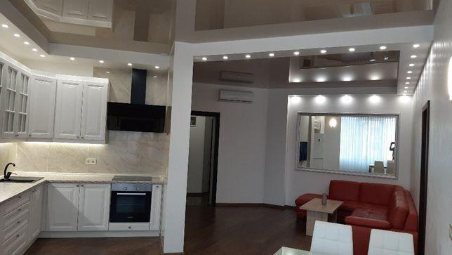 Аркадия, Генуэзская, ЖК Южная Пальмира, 2-х комнатная, евроремонт