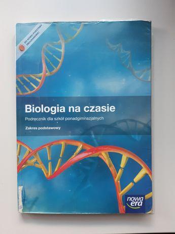 """""""Biologia na czasie"""" Podręcznik dla szkół ponadgimnazjalnych"""