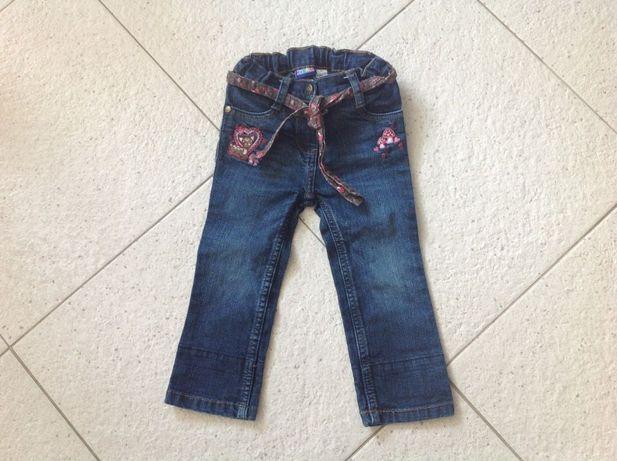 Spodnie dla dziewczynki r. 86