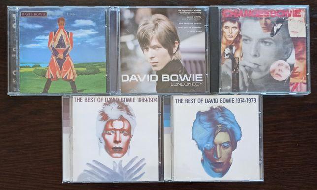 CD's de David Bowie