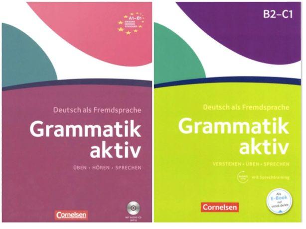 Grammatik Aktiv A1-B1, B2-C1