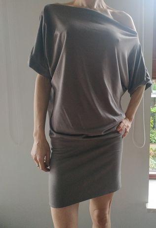 Sukienka mini, r. 36