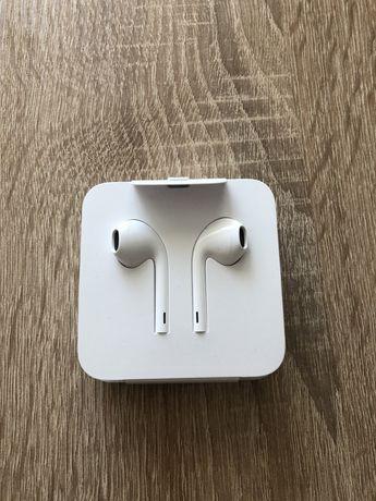 Oryginalne Słuchawki Apple EarPods ze złączem lightning + przejsciowka