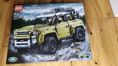 Klocki Lego Technic Land Rover Defender 42110 Nowe