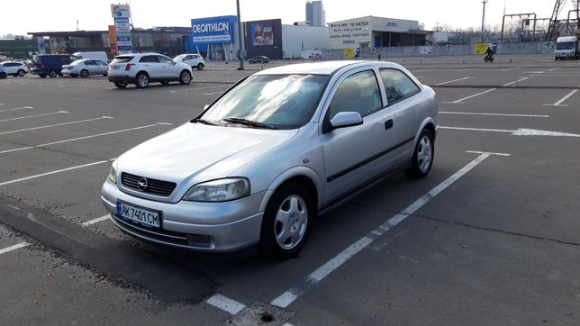 Opel Astra G 1999 2.0