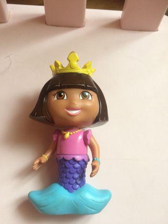 Кукла шарнирная dora даша mattle disney