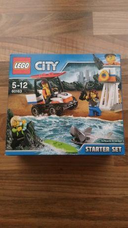 Lego 60163 Straż Przybrzeżna NOWE